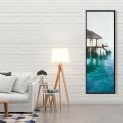 Framed 20 x 60 - Dream travel