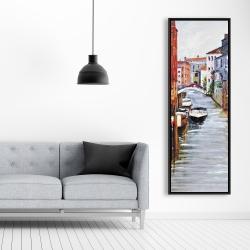 Framed 20 x 60 - Venetian landscape