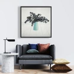 Framed 24 x 24 - Bouquet of eucalyptus