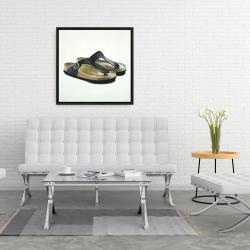 Framed 24 x 24 - Sandals