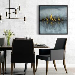 Framed 24 x 24 - Set sail