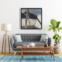 Framed 24 x 24 - Bateau