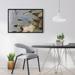 Framed 24 x 36 - Autumn leaves