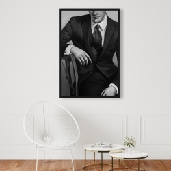 Framed 24 x 36 - Businessman