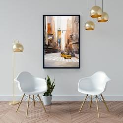 Framed 24 x 36 - New-york city center