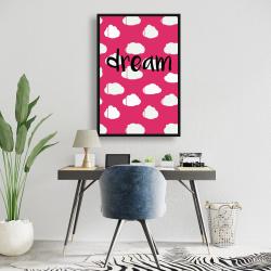 Framed 24 x 36 - Dream