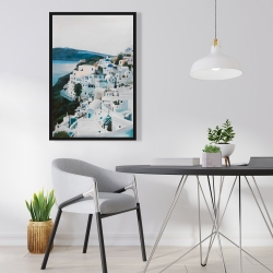 Framed 24 x 36 - Travel in greece