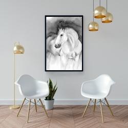 Framed 24 x 36 - Beauty