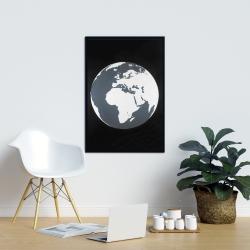 Framed 24 x 36 - Earth