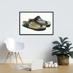 Framed 24 x 36 - Sandals