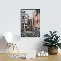 Framed 24 x 36 - Venice