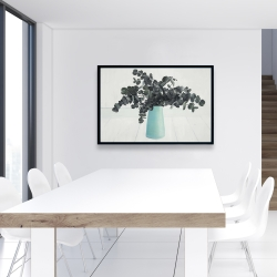 Framed 24 x 36 - Bouquet of eucalyptus