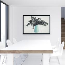 Framed 24 x 36 - Bouquet of eucalyptus