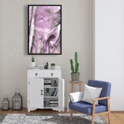 Framed 24 x 36 - Purple