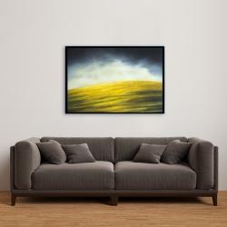 Framed 24 x 36 - Hillock