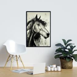 Framed 24 x 36 - Spirit horse