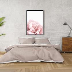Framed 24 x 36 - Peony flower dream