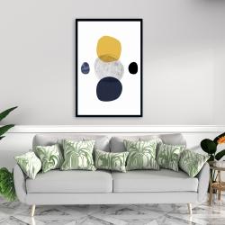 Framed 24 x 36 - Spheres