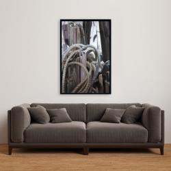 Framed 24 x 36 - Driftwood