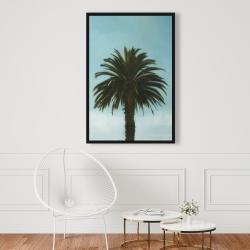 Framed 24 x 36 - Tropical palm
