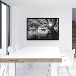 Framed 24 x 36 -
