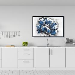 Framed 24 x 36 - Small flower