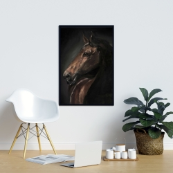Framed 24 x 36 - Spirit the horse