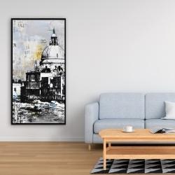 Framed 24 x 48 - Basilica of santa maria della salute