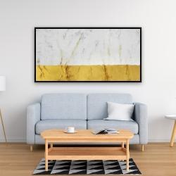 Framed 24 x 48 - Golden shine