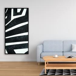 Framed 24 x 48 - Labyrinth