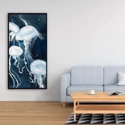 Framed 24 x 48 - Medusa