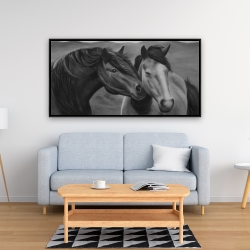 Framed 24 x 48 - Tenderness