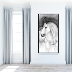 Framed 24 x 48 - Beauty