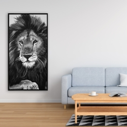 Framed 24 x 48 - The lion king