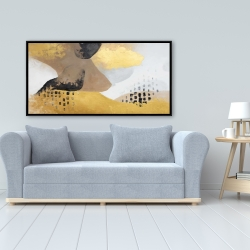 Framed 24 x 48 - Improvisation