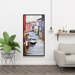 Framed 24 x 48 - Venetian landscape