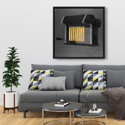 Framed 36 x 36 - Fresh pasta machine
