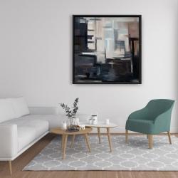 Framed 36 x 36 - Subtil