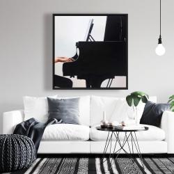 Framed 36 x 36 - Melody