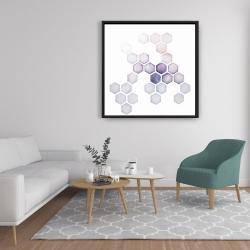 Framed 36 x 36 - Alveoli