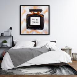 Framed 36 x 36 - Perfume