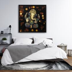 Encadré 36 x 36 - Ganesh