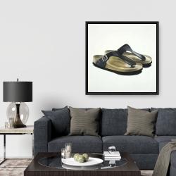 Framed 36 x 36 - Sandals