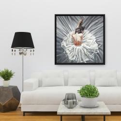 Framed 36 x 36 - Ballerina