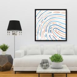 Framed 36 x 36 - Footprint
