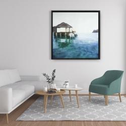 Framed 36 x 36 - Dream travel