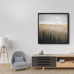 Framed 36 x 36 - Gilding
