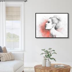 Framed 36 x 48 - Deliberation