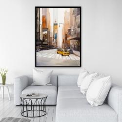 Framed 36 x 48 - New-york city center