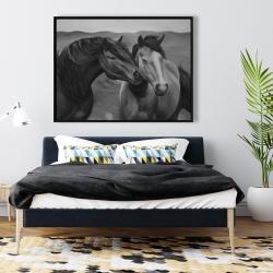 Framed 36 x 48 - Tenderness